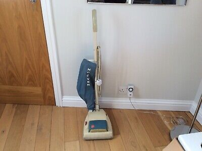vintage retro hoover with light