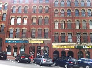 28-32 King St- power,heat,water included in rent