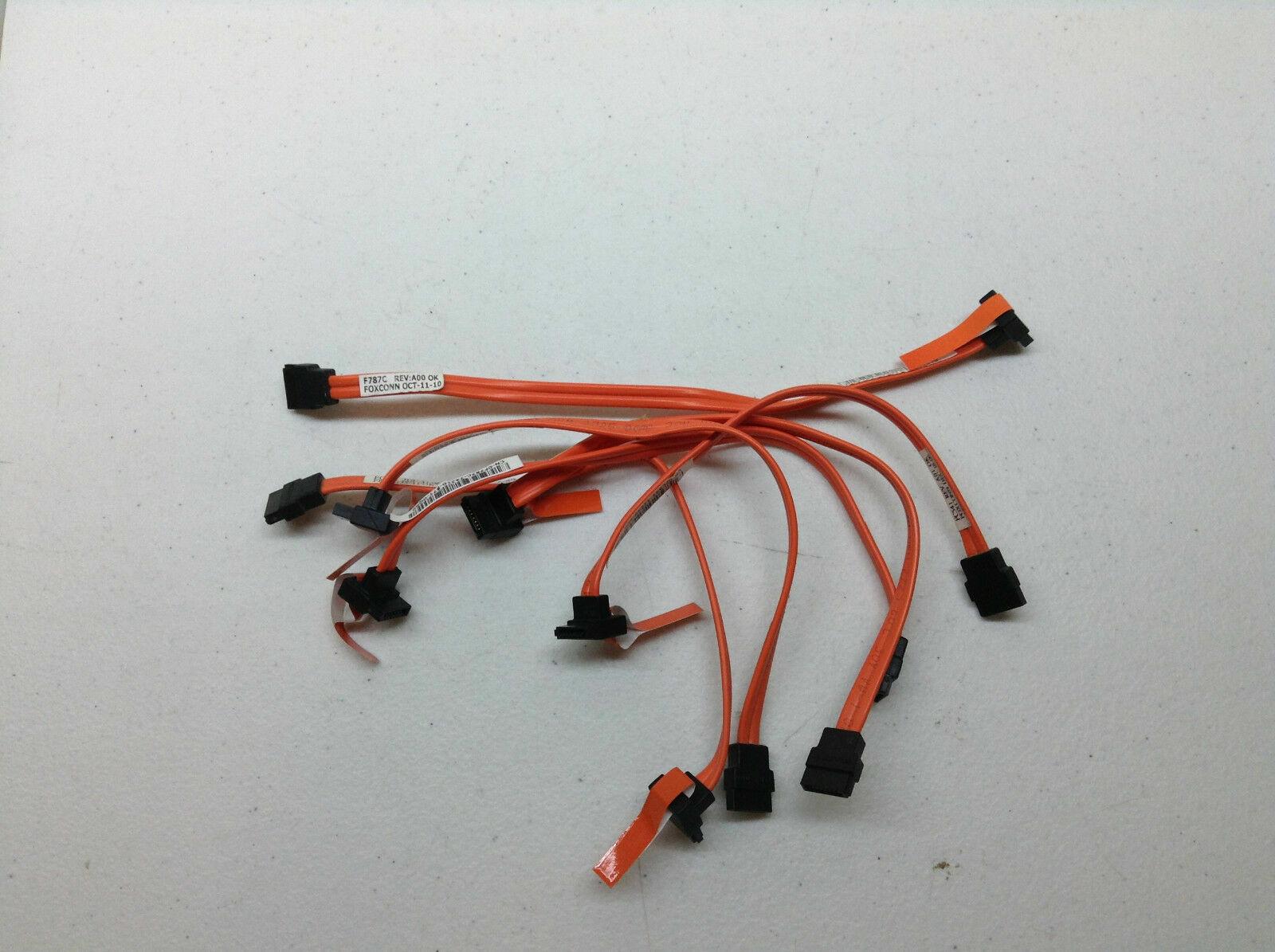 "Dell 9/"" SATA Serial ATA Optical Data Cable Angled F787C"