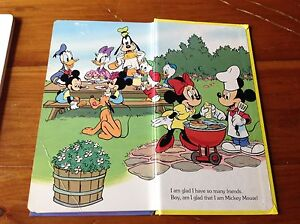 Walt Disney Book Set Mickey Mouse Windsor Region Ontario image 10