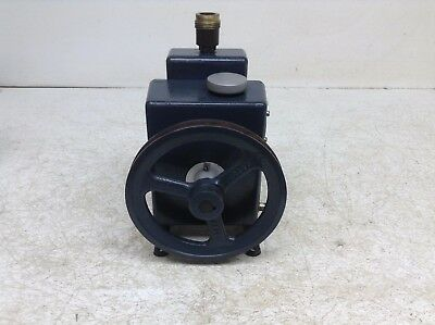 Welch Scientific R-1400 Belt Drive Duo-seal Vacuum Pump R1400
