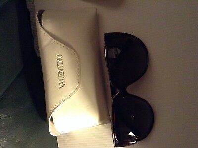Valentino Men's Sunglases V603S 215 135 made in Italy with case Sold Out, used for sale  Fort Wayne