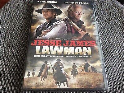 Jesse James: Lawman (DVD, 2015)