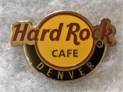HARD ROCK CAFE DENVER CLASSIC LOGO MAGNET