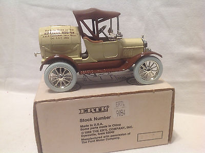 Hershey Region Back In Time 89 Aaca 1918 Barrel Bank Ertl  9084 1 25