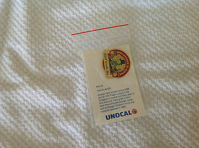 LOS ANGELES DODGERS 10th player 30th anniversary PIN #4 UNOCAL