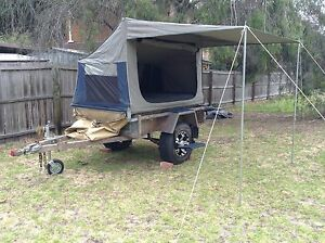 Fantastic SCOUT CAMPER TRAILER TENT Only  Camper Trailers Amp Rooftop Tents