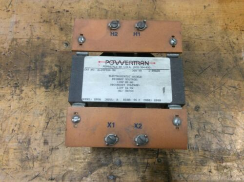 PowerTran Isolation transformer 300Va