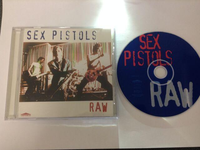 Sex Pistols - Raw (Live Recording, 1997) CD
