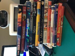 Disney movie DVDs -$5 each