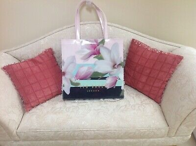 Large Floral Ted Baker Shopper New without tags