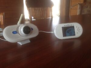 Baby monitor-First Years-Video with 2way audio