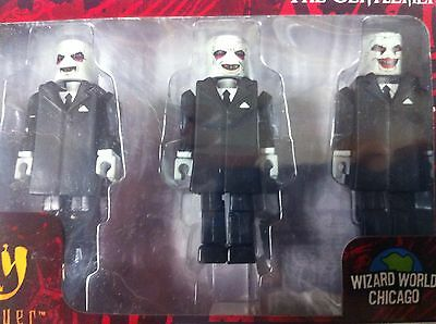 The Gentlemen 2005 Wizard World Chicago Exclusive Buffy The Vampire Slayer New