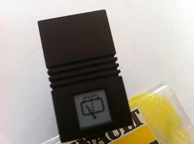 Renault 21 rear screen wash switch
