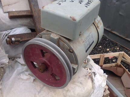 Electric motor and blade set up. Mount Barker Mount Barker Area Preview