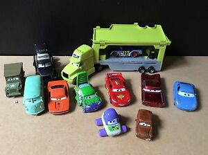 Disney Cars toys Cars 1 bundle Stanmore Marrickville Area Preview