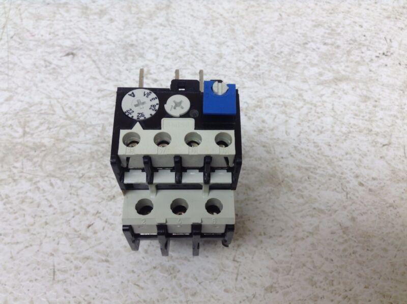 Cutler Hammer C316FNA3J 2.2-3.1 Amp Overload Relay C316FNA3