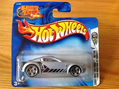 FORD MUSTANG GT CONCEPT 48/100. 48/2004 NEW SEALED ! (Hotwheels,Matchbox)