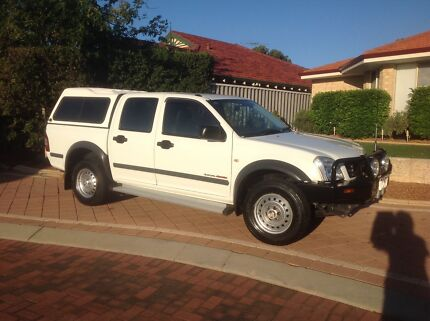 Holden Rodeo Ute Pearsall Wanneroo Area Preview