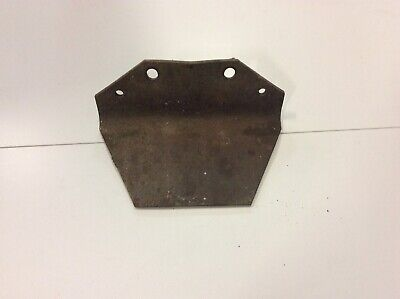 John Deere Original Cultivator Plate With No Hole For Styled A B G 50 60 70