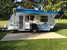 2000 Jayco Freedom 17ft Poptop Bull Creek Melville Area Preview