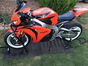 Honda CBR 1000RR  2011 -PRICE DROP-NO EMAILS  NO SWAPS OF ANY KIND Gawler South Gawler Area Preview