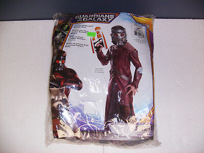 GUARDIANS OF THE GALAXY STAR-LORD CHILD HALLOWEEN COSTUME SMALL - Star Lord Halloween Costume Kids