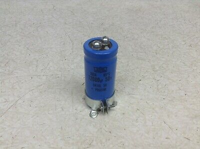 12 pc 10000uF 16  Electrolytic Capacitor Snap-in.10H2a