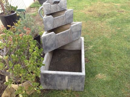 Outdoor Water Feature Fountain Bligh Park Hawkesbury Area Preview