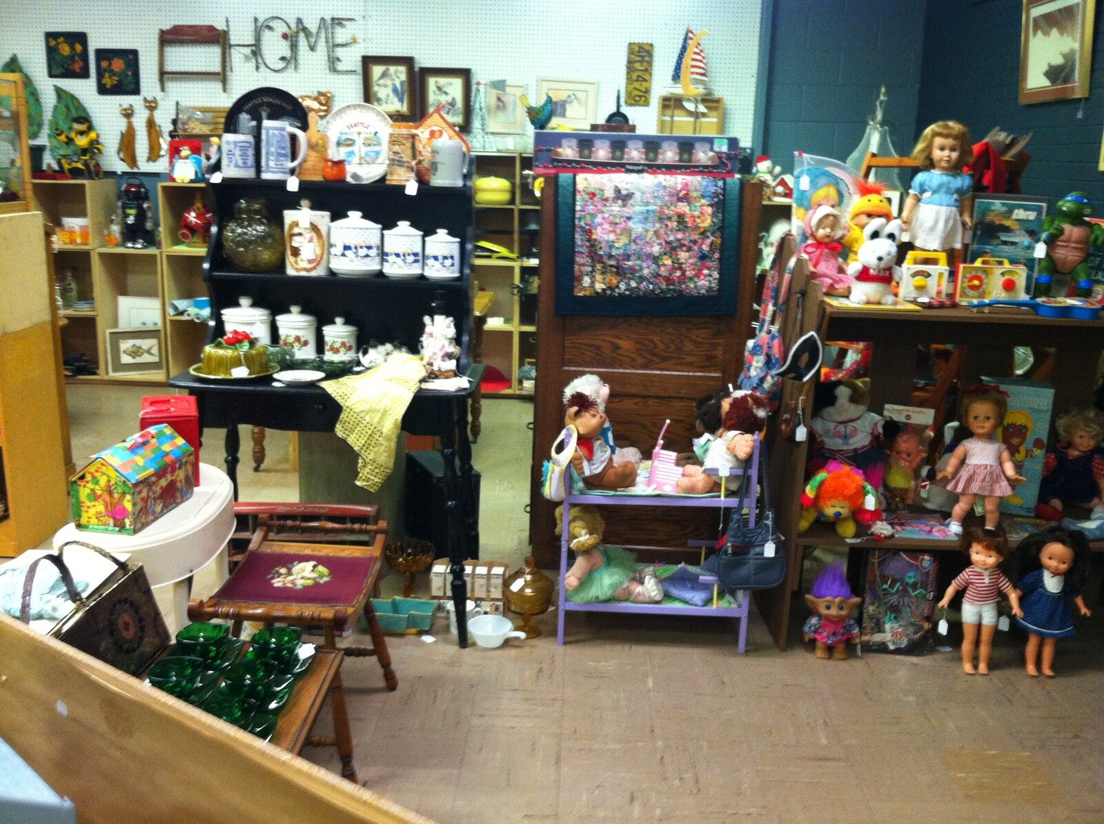 Familifives Nostalgia Shop