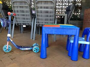 Blue Table & Scooter Mount Tyson Toowoomba Surrounds Preview