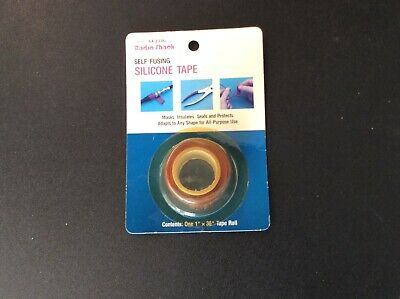 2 Radio Shack Radioshack Self-fusing Silicone Tape 64-2336 With Free Shipping