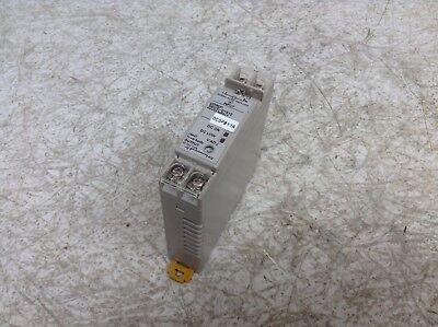 Omron S8vs-01512 12 Vdc 1.2 Amp Power Supply 100-240 V Input S8vs01512