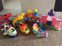 Fisher price little people bundle Beenleigh Logan Area Preview