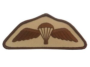Parachute-Regiment-Airborne-Desert-Subdued-Wings-Para-Wings-Badge-Army-Military