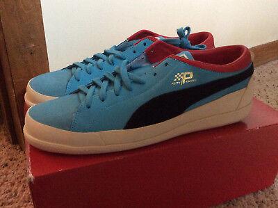 "PUMA ""Richard Petty Racing"" Sz 10.5 Shoes/Sneakers - RARE - BNIB"