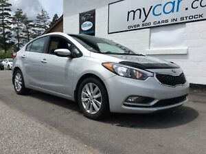 2015 Kia Forte 1.8L LX+ SUNROOF, HEATED SEATS, ALLOYS, BLUETO...