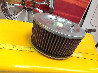 Harley Davidson K&N KN High Flow Air Filter Sportster Evo 1011-0533 HD-0700