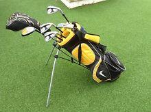 Nike Junior Golf club set Broadbeach Waters Gold Coast City Preview
