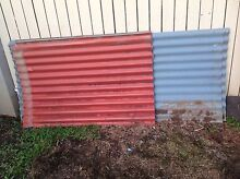 Pre-loved Iron Roof Sheets 9 sheets- Mitchelton Everton Hills Brisbane North West Preview