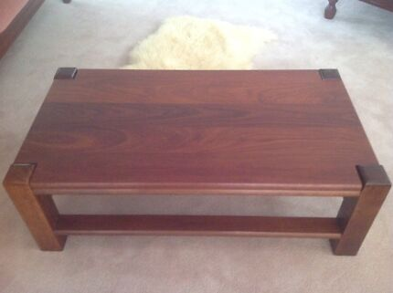 Coffee table Warriewood Pittwater Area Preview