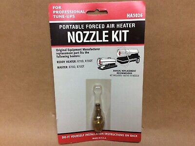 Desa Ha3026 Pp220 Nozzle Kit For Kerosene Heaters New Reddy Heater - Master