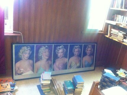 Limited edition Marilyn Monroe  Leichhardt Leichhardt Area Preview