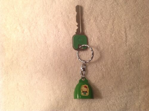 Vintage HELLO KITTY Key Chain with Mister Mint Key