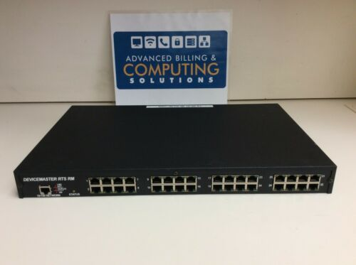 Comtrol Devicemaster RTS RJ45 32RM Device Server 10/100 ROHS - TESTED