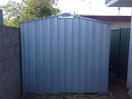 Portable garden shed brisbane outdoor storage units with for Garden shed qld