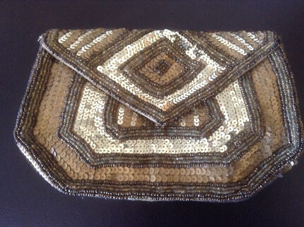 Beautiful sequinned purse by Accessorize Coolangatta Gold Coast South Preview