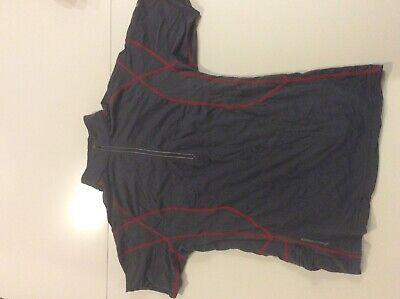 Icebreaker GT merino 150 men's short sleeve T, medium, grey