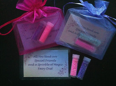 FAIRY DUST PARTY BAG GIFT / STOCKING FILLER - Very Cute
