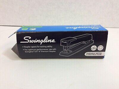 Swingline Light Duty Stapler 20 Sheets Capacity Black
